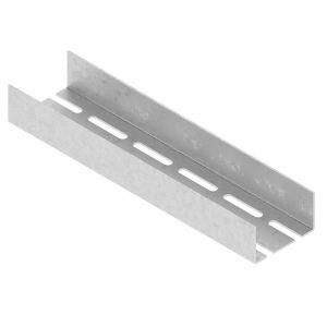 Profil UA 75 x 3000 x 2 mm Nida Metal