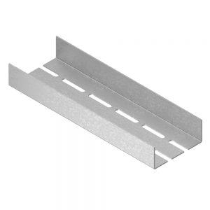 Profil UA 100 x 4000 x 2 mm Nida Metal