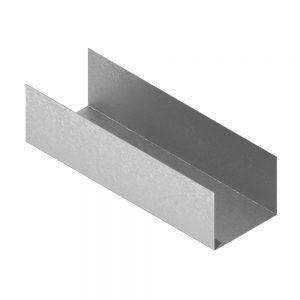 Profil UW 80 x 100 x 80 x 3000 x 0.8 mm - Nida